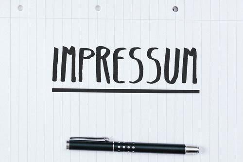 Impressum und AGB