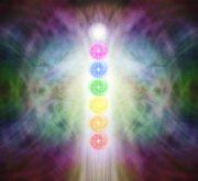 Chakra-Energie, Ätherkörper, Astralkörper, Mentalkörper, Gedankenformen Foto: ©  Nikki Zalewski @ shutterstock