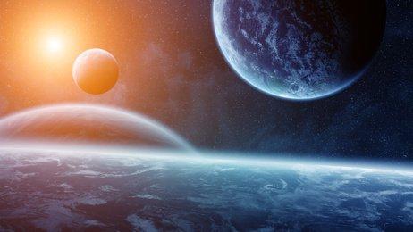 Mars,Jupiter,Saturn,Horoskope,Horoskopeigner Foto: ©  sdecoret @ Fotolia