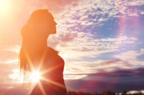 Ziel, Erfolg, Kraft, Positives Denken Foto: ©  alexkich @ shutterstock