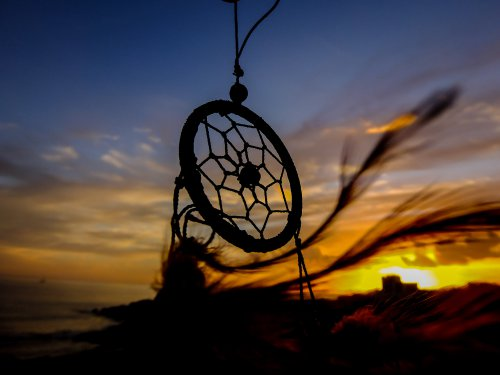 Talisman, Amulett, Albträume, Traumfänger, Albträumen, Amulette, Träume Foto: ©  underworld @ shutterstock