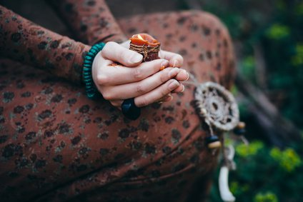 Frau, sein, Weiblichkeit, Frausein, Wölfin,  Foto: ©  grape_vein @ Fotolia