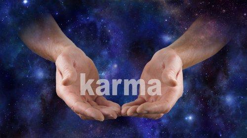 Karma, Schicksal, Gesetz von Ursache und Wirkung, frei von Karma, Inkarnation, Bewusstsein, Schöpfer Foto: ©  Nikki Zalewski @ shutterstock