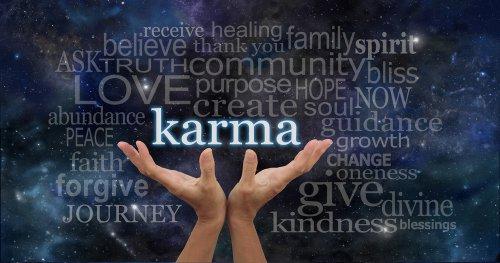 Leben, Karma, Gedanken, Universums, Wissen, Schicksal Foto: ©  Nikki Zalewski @ shutterstock