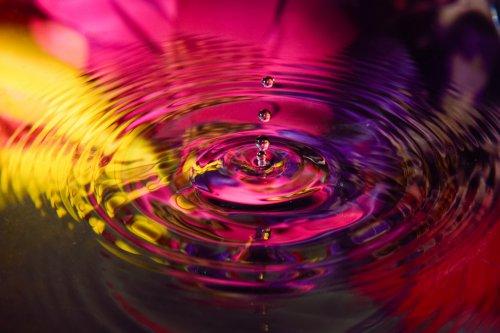 Farben, wahrnehmen, Magie, Aura-Soma, Energie, Foto: ©  Wichudapa @ shutterstock