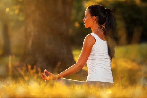 Meditation, Meditationen, Meditationstraining Foto: ©  milanzeremski @ shutterstock