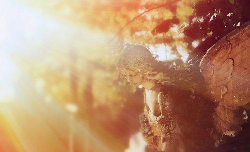 Engel, Christusenergie Foto: ©  Zwiebackesser @ shutterstock
