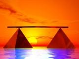 Pyramiden von Gizeh Foto: ©  Paul Moore @ Fotolia