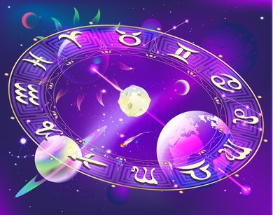 Horoskop Foto: ©  Orion @ Fotolia