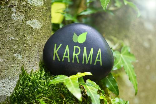 Karma Foto: ©  Bildagentur Zoonar GmbH.jpg @ shutterstock