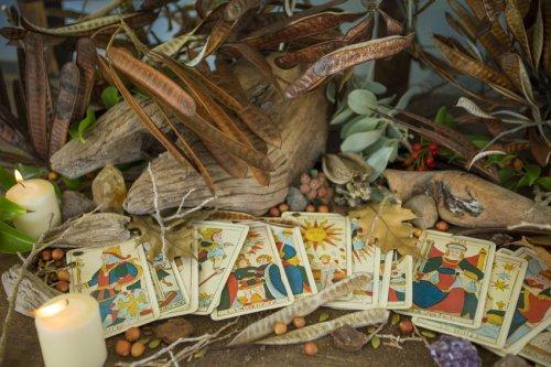 Spanisches Tarot Foto: ©  Nytoprod @ Fotolia