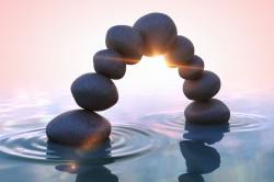 Meditation  Foto: ©  Tatiana Shepeleva.jpg @ shutterstock