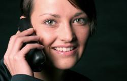 Telefonberatung  Foto: ©  Yvonne Bogdanski @ AdobeStock