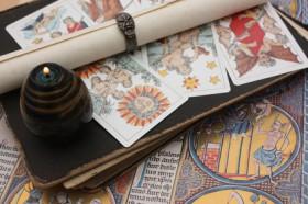 Kartenlegen lernen Foto: ©  mimon @ Fotolia
