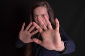 häusliche Gewalt anzeigen Foto: ©  DBPics @ Fotolia