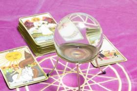 Online Tarot kostenlos Foto: ©  Patty @ Fotolia