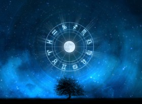 Sternzeichen deuten Foto: ©  pixel @ Fotolia
