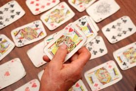 Kartenlegen mit Skatkarten,Kartenlegen lernen Foto: ©  7artman @ Fotolia