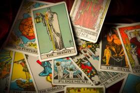 78 carte, arcana piccola, 56 carte, Foto: ©  Derek R. Audette @ shutterstock