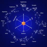 Astrologie - Der Himmel voller Möglichkeiten  Foto: ©  Frank Eckgold @ Fotolia
