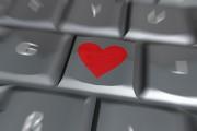 Partnersuche in der virtuellen Welt - Liebeslust oder Liebesfrust?  Foto: ©  Stenzel Washington @ Fotolia