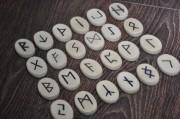 Runen - Wahrsagen mal anders  Foto: ©  Fotosasch @ Fotolia
