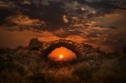 Himmel oder Hölle als Ort der Wiedergeburt?  Foto: ©  Sondem @ Fotolia