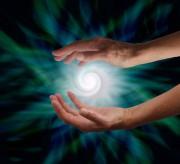 Energiearbeit - nicht nur zur Harmonisierung von Körper, Geist und Seele  Foto: ©  Nikki Zalewski @ Fotolia