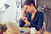 Stress auf der Arbeit lindern  Foto: ©  g_stockstudio @ shutterstock