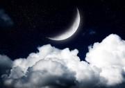 So manifestieren Sie Ihre Absichten in den verschiedenen Mondphasen  Foto: ©  Maria Starovoytova @ shutterstock