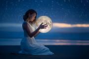 Das Mondzeichen – Ihre tiefsten Bedürfnisse und Emotionen  Foto: ©  Anton27 @ shutterstock