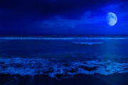 Zunehmender Mond   Foto: ©  Kamira @ shutterstock