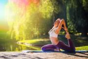Yoga - eine uralte Tradition  Foto: ©  lkoimages @ shutterstock