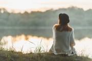 Gedankenkarussell - Wenn unsere Gedanken uns das Leben schwer machen  Foto: ©  Egor Fomin @ shutterstock