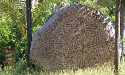 Das Kreuz der Runen Foto: © Jojoo64 @ shutterstock