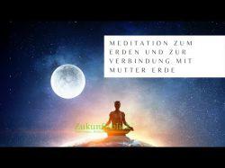 Geführte Meditation für Erdung und Verbindung mit Mutter Erde Foto: © Vandathai @ shutterstock