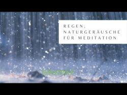 Meditation am einem regnerischen Tag Foto: © Sergey Nivens @ Shutterstock
