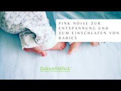 Pinkes Rauschen- Einschlafhilfe für Babies Foto: © Oksana Kuzmina @ Shutterstock