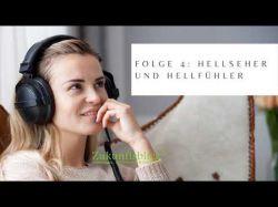 Podcast Folge 04 Hellseher und Hellfühler, kann das jeder? Foto: © Por leszekglasner @ Adobe Stock