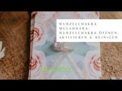 Wurzelchakra Muladhara (396 Hz) Wurzelchakra öffnen, aktivieren & reinigen Foto: © First chakra illustration vector of Muladhara - Vektorgrafik @ Shutterstock